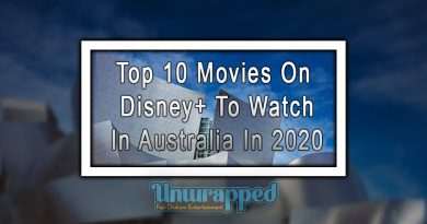 Top 10 Movies On Disney+ To Watch In Australia In 2020