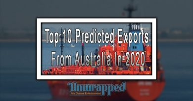 Top 10 Predicted Exports From Australia In 2020