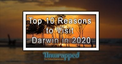 Top 10 Reasons to Visit Darwin in 2020