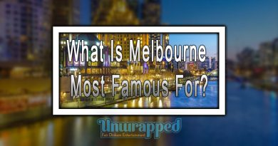 What Is Melbourne Most Famous For