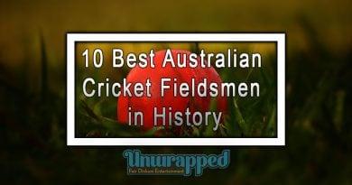 10 Best Australian Cricket Fieldsmen in History