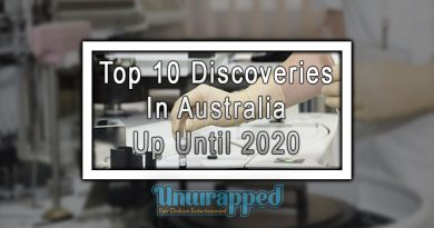 Top 10 Discoveries In Australia Up Until 2020