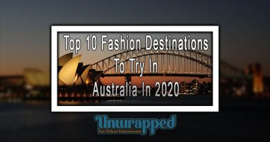 Top 10 Fashion Destinations To Try In Australia In 2020
