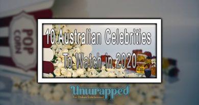 10 Australian Celebrities to Watch in 2020
