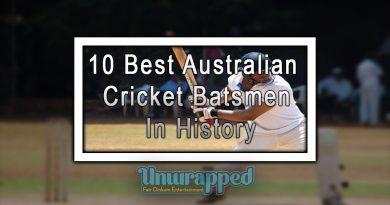 10 Best Australian Cricket Batsmen In History