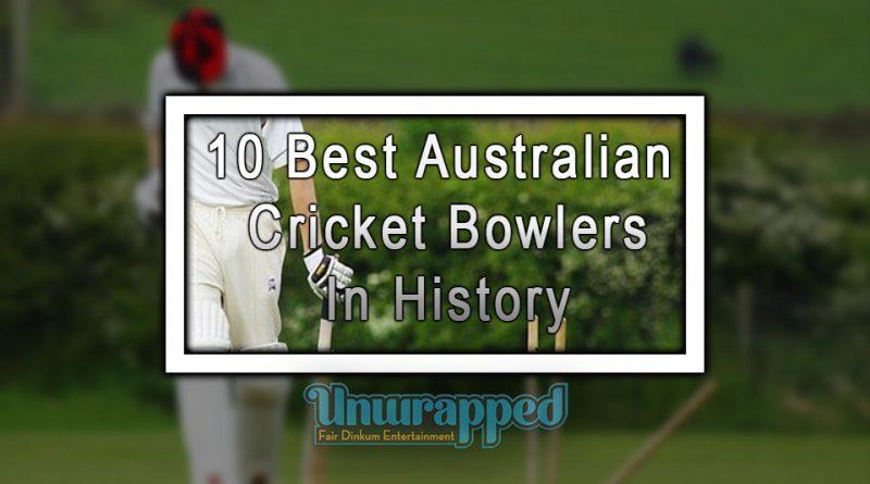 10 Best Australian Cricket Bowlers In History