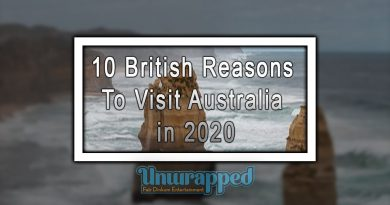 10 British Reasons to Visit Australia in 2020