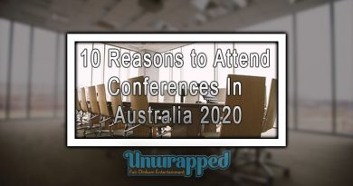10 Reasons to Attend Conferences In Australia 2020