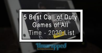 5 Best Call of Duty Games of All Time - 2020 List