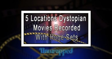 5 Locations Dystopian Movies Recorded with Huge Sets