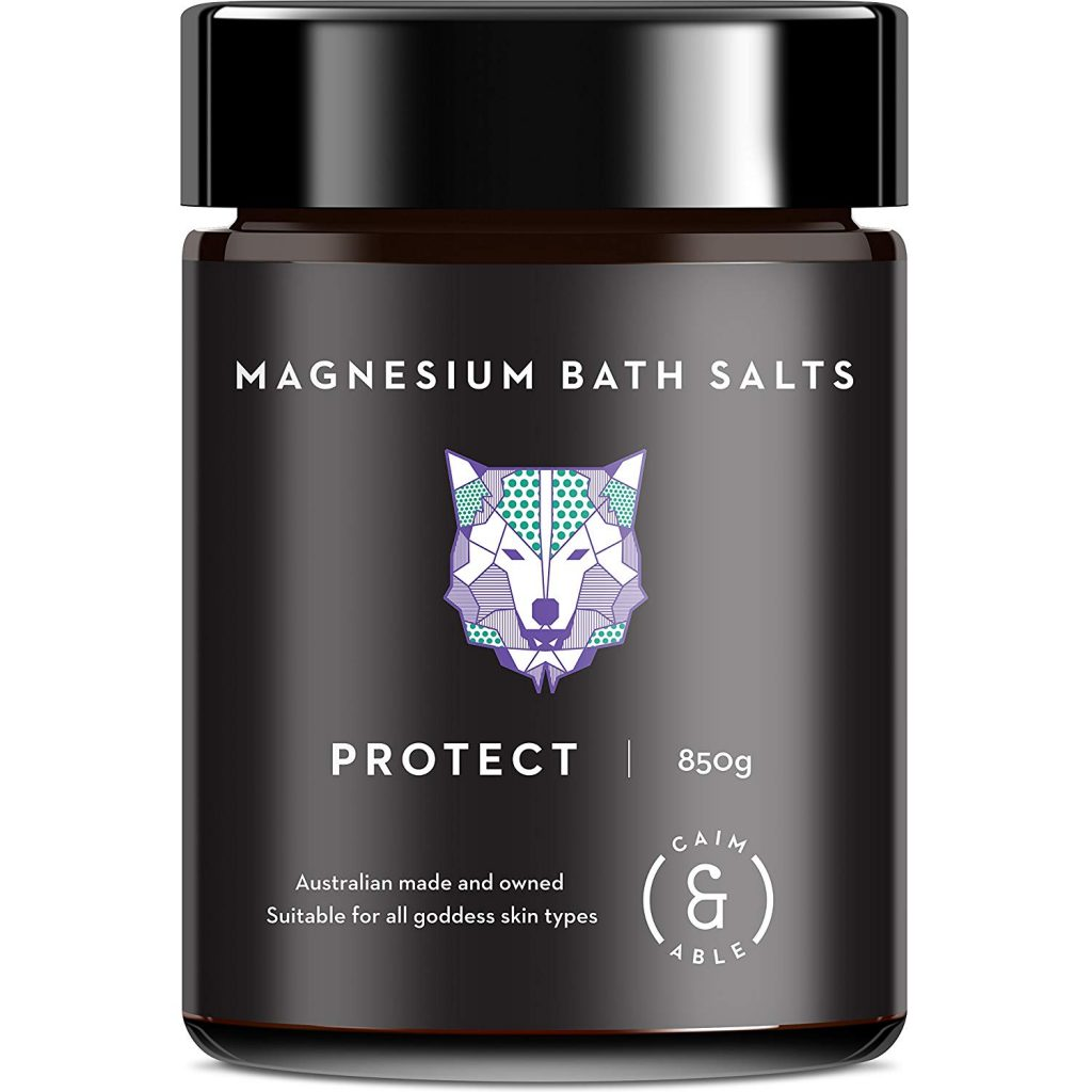 Caim & Able Scented Magnesium Flakes Bath Salts