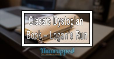 Classic Dystopian Book – Logan's Run