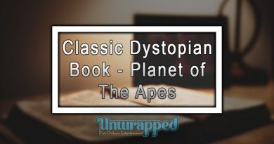 Classic Dystopian Book - Planet of The Apes