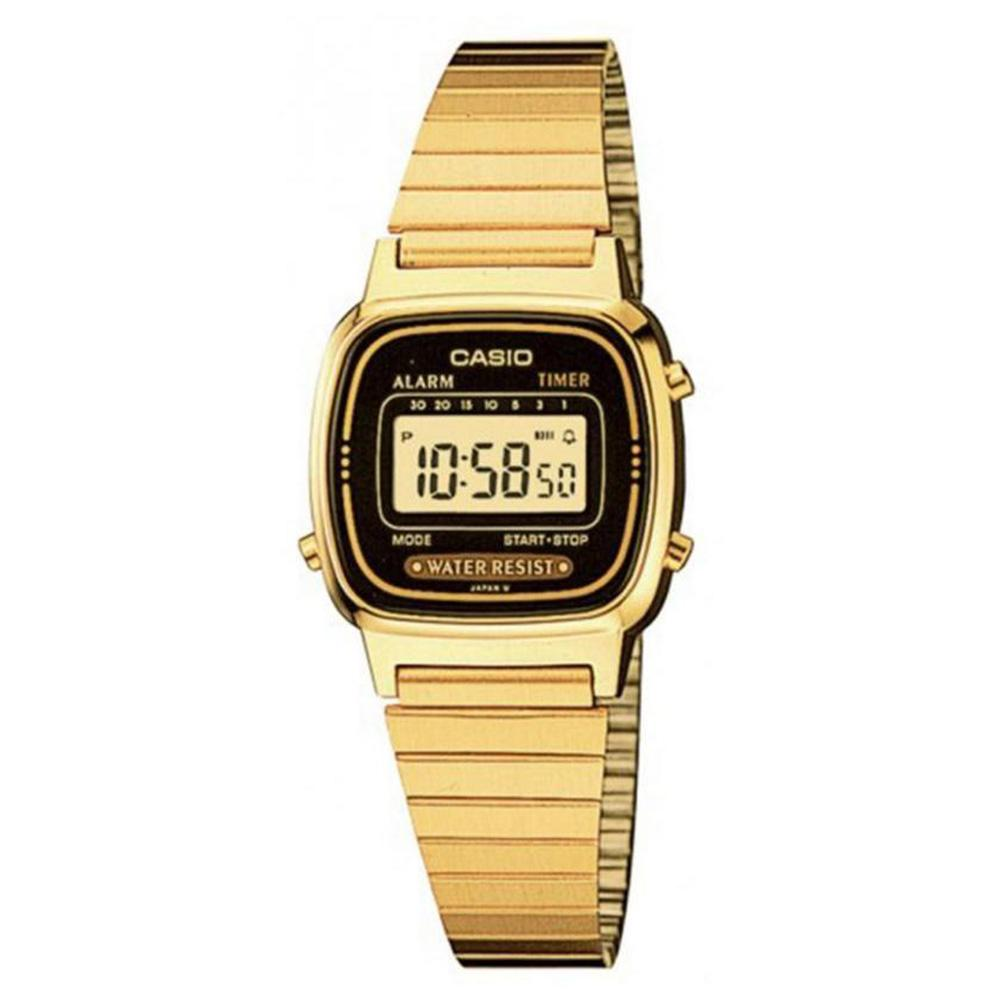 Casio Ladies Gold Vintage