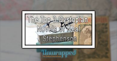 The Top 3 Dystopian Novels of Neal Stephenson