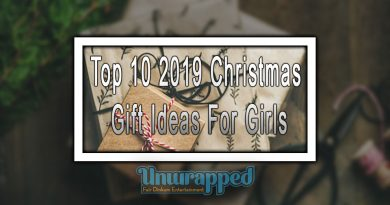 Top 10 2019 Christmas Gift Ideas For Girls