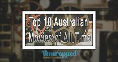 Top 10 Australian Movies of All Time