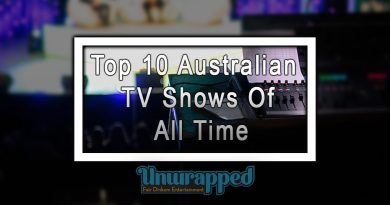 Top 10 Australian TV Shows Of All Time