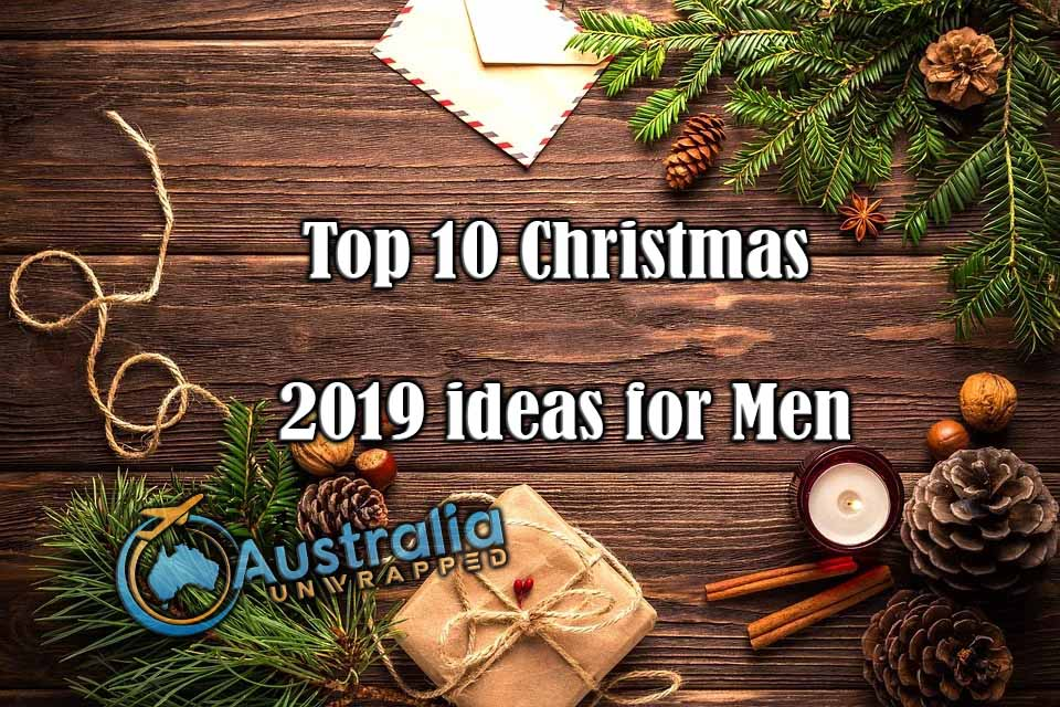 Top 10 Christmas 2019 ideas for Men