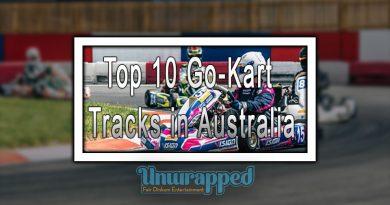 Top 10 Go-Kart Tracks in Australia