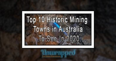 Top 10 Historic Mining Towns in Australia To See In 2020