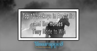 Top 10 Jockeys in Australia And the Horses They Rode to Win