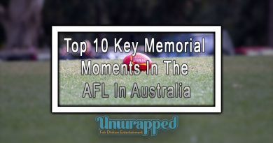 Top 10 Key Memorial Moments In The AFL In Australia