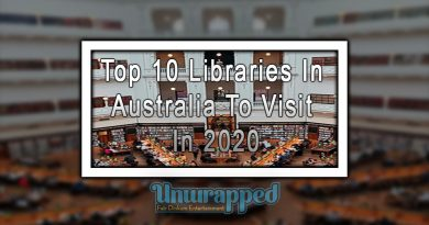 Top 10 Libraries in Australia to Visit in 2020