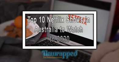 Top 10 Netflix Shows in Australia to Watch in 2020