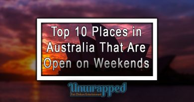 Top 10 Places in Australia That Are Open on Weekends