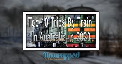 Top 10 Trips By Train In Australia In 2020