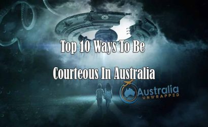 Top 10 Ways To Be Courteous In Australia