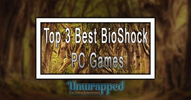 Top 3 Best BioShock PC Games