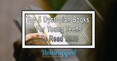 Top 5 Dystopian Books For Young Teens to Read 2020