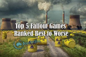 Top 5 Fallout Games Ranked Best to Worse