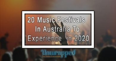 20 Music Festivals in Australia To Experience in 2020