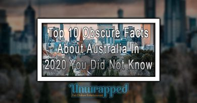 Top 10 Obscure Facts About Australia In 2020 You Did Not Know