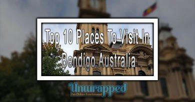 Top 10 Places To Visit In Bendigo Australia