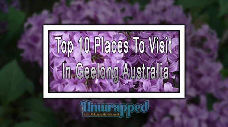 Top 10 Places To Visit In Geelong Australia