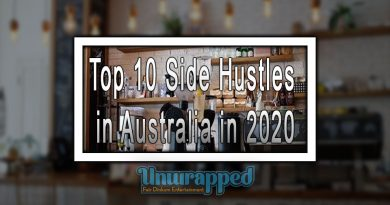 Top 10 Side Hustles in Australia in 2020