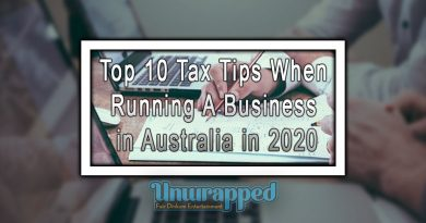 Top 10 Tax Tips When Running A Business in Australia in 2020