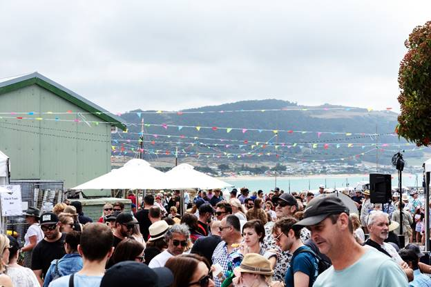 Visit Apollo Bay Seafood Festival in 2020