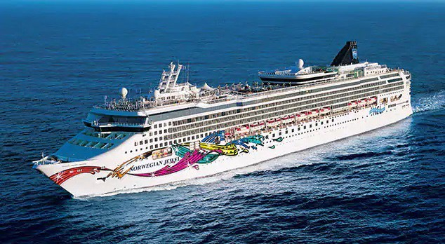 Australia and New Zealand Cruise - Norwegian Jewel