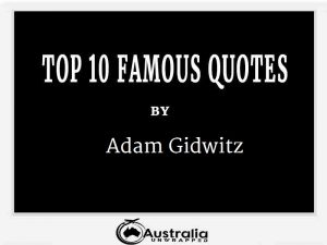Adam Gidwitz's Top 10 Popular and Famous Quotes