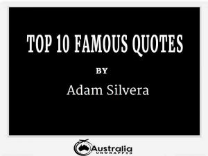 Adam Silvera's Top 10 Popular and Famous Quotes