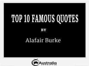 Alafair Burke's Top 10 Popular and Famous Quotes