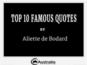 Aliette de Bodard's Top 10 Popular and Famous Quotes