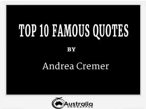 Andrea Cremer's Top 10 Popular and Famous Quotes