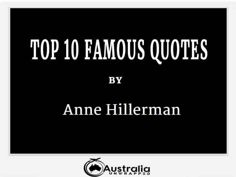 Anne Hillerman's Top 10 Popular and Famous Quotes