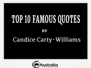 Candice Carty-Williams's Top 10 Popular and Famous Quotes
